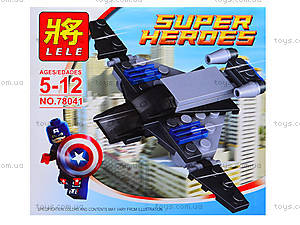 Конструктор детский Super Heroes, 78041, цена