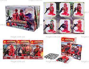 Детский конструктор Red Men, 79017