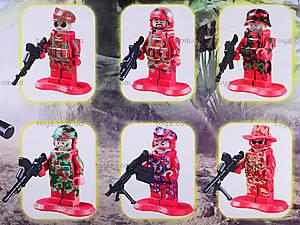 Детский конструктор Red Men, 79017, цена