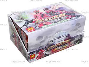 Детский конструктор Red Men, 79017, игрушки