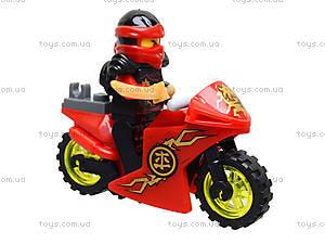 Детский конструктор LELE «Ninja», 79270, купить