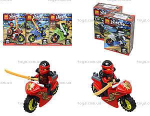Детский конструктор LELE «Ninja», 79270