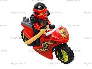 Детский конструктор LELE «Ninja», 79270, цена