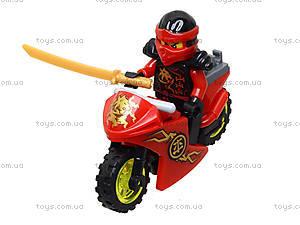 Детский конструктор LELE «Ninja», 79270, игрушки