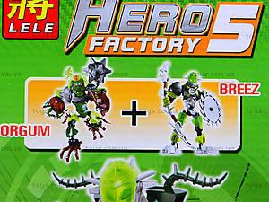 Конструктор детский «Hero Factory 5», 44005, фото