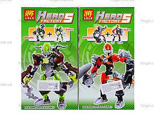 Конструктор детский «Hero Factory 5», 44005, отзывы