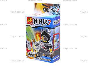 Конструктор детский «Ninja 7», 78022, купить