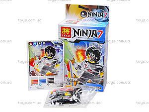 Конструктор детский «Ninja 7», 78022, фото