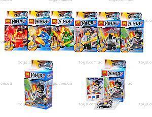 Конструктор детский «Ninja 7», 78022