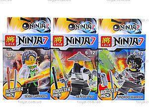Конструктор детский «Ninja 7», 78022, цена