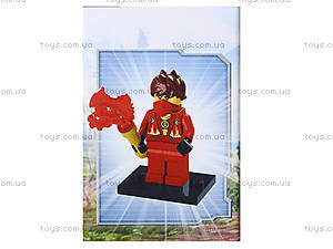 Конструктор для детей «Ниндзя с оружием», 78028, купить