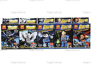 Конструктор LELE «Супермен VS Бэтмен», 78017