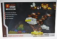 Конструктор LIGHT STAX с LED подсветкой Adventure, LS-S12004, отзывы