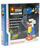 Конструктор LIGHT STAX с LED подсветкой Creative, LS-S12002, отзывы