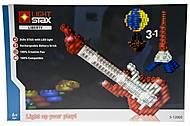 Конструктор LIGHT STAX с LED подсветкой Liberty, LS-S12005, купить