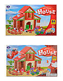 Детский конструктор «Lovely House», 222-H05