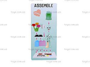 Детский конструктор Monster High, 8 видов, М1010-18, отзывы