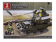 Детский конструктор «Вооруженные силы», 171 деталь, M38-B0282, купить