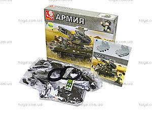 Конструктор детский «Армия», 207 деталей, M38-B0283, купить