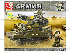 Конструктор детский «Армия», 207 деталей, M38-B0283, фото