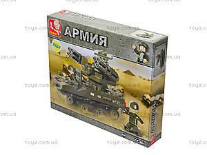 Конструктор детский «Армия», 207 деталей, M38-B0283, отзывы