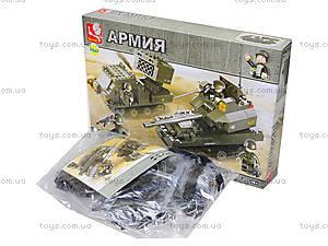 Детский конструктор «Армия», 403 деталей, M38-B0288, фото