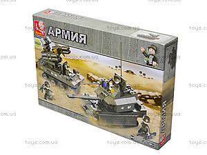 Конструктор «Военная техника», 403 деталей, M38-B0289, купить