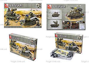 Конструктор «Военная техника», 403 деталей, M38-B0289