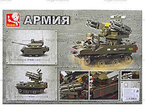 Конструктор «Военная техника», 403 деталей, M38-B0289, отзывы