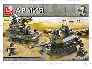 Конструктор «Военная техника», 403 деталей, M38-B0289, цена