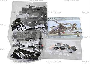 Конструктор «Военный вертолет», 204 детали, M38-B0298, купить