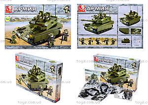 Конструктор «Танк», 344 деталей, M38-B0305