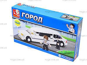 Конструктор детский «Лимузин», 140 деталей, M38-B0323, купить