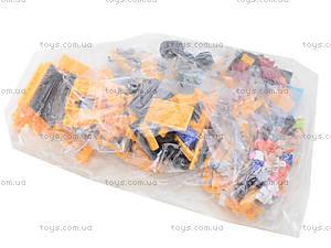 Конструктор «Автобус», 392 деталей, M38-B0506, фото