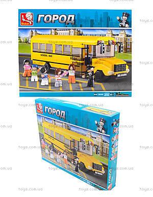Конструктор «Автобус», 392 деталей, M38-B0506