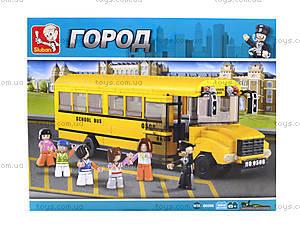 Конструктор «Автобус», 392 деталей, M38-B0506, цена