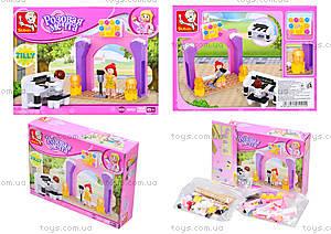 Конструктор для детей «Розовая мечта», 109 деталей, M38-B0521