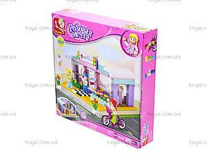 Конструктор для девочек «Розовая мечта», 229 деталей, M38-B0526, купить