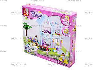 Конструктор для детей «Розовая мечта», 381 деталь, M38-B0535, фото