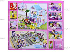 Конструктор для детей «Розовая мечта», 381 деталь, M38-B0535, отзывы