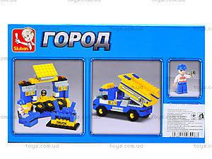 Конструктор «Городская серия», 110 деталей, M38-B100200300500, отзывы