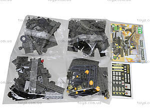 Конструктор «Сухопутные войска», 258 деталей, M38-B9800, купить
