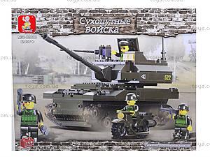 Конструктор «Сухопутные войска», 258 деталей, M38-B9800, фото