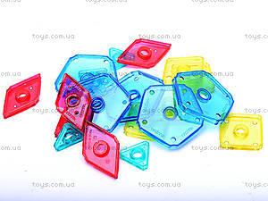 Конструктор магнитный, 96 деталей, AQ-80, игрушки