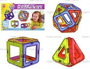 Детский конструктор магнитный для малышей, 3701