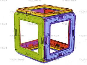 Детский конструктор магнитный для малышей, 3701, игрушки