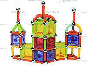 Увлекательный магнитный конструктор, AQ-125, игрушки