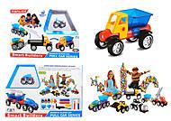 Магнитная игрушка Smart Builders, 387, toys