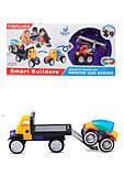 Smart Builders - игрушка конструктор, 389, іграшки