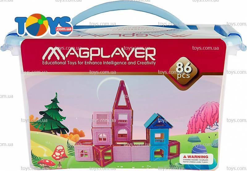 Магнитный конструктор для мальчика 6 лет